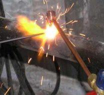 Газовая сварка металлов фото