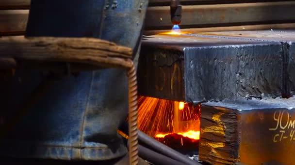 газовая горелка для резки металлов