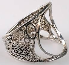 Филигранное серебро фото