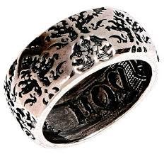 Черненое серебро фото