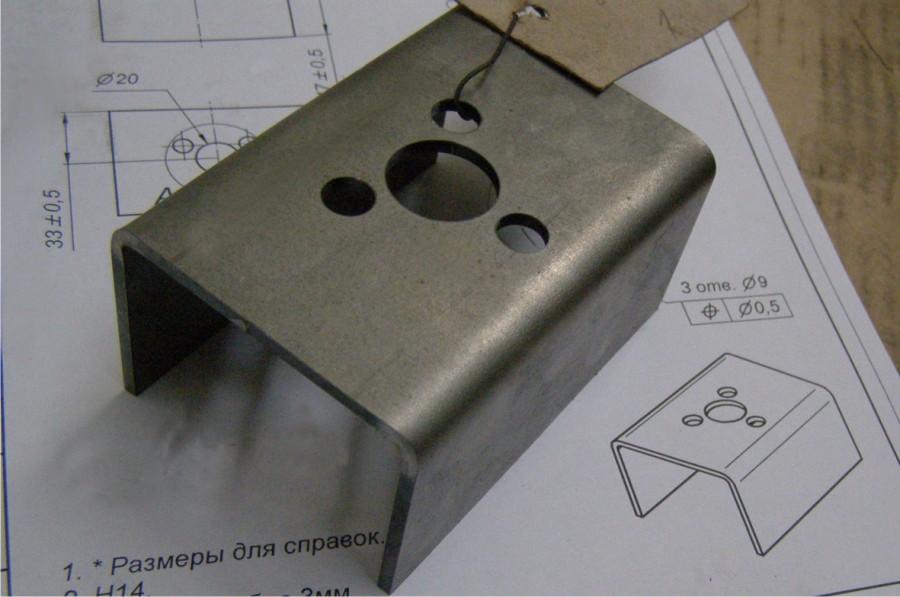 Лазерная резка в производстве электрического оборудования