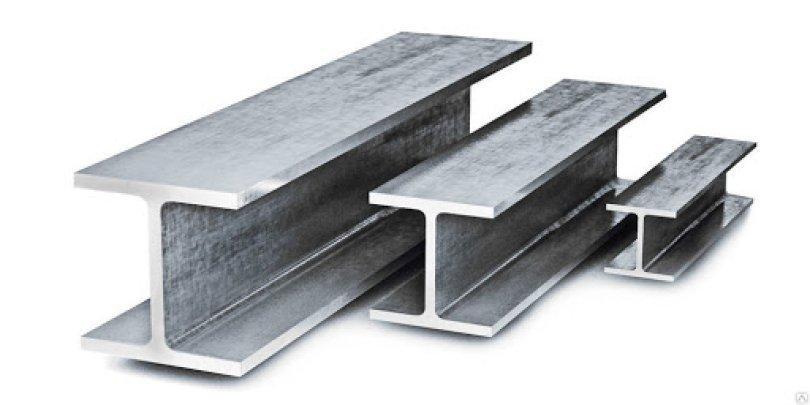 балка металлическая двутавровая